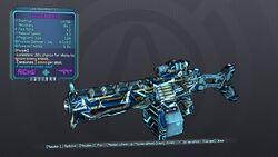 Severe Rokkets 70L Purple Cryo