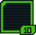 Значок 3 уровня