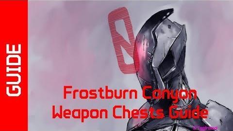 BL2 Frostburn Canyon Weapon Chests Guide