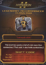 Dplc card7 mechromancer