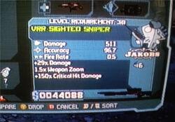 Jakobs VRR Sighted Sniper