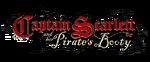 La capitana Scarlett y su botín pirata