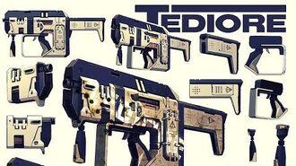 Borderlands 2 Showcase - Tediore Weapon Animations & Sounds w Slow Motion (Epic Rarity)