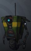 Torgue Blast Point Claptrap