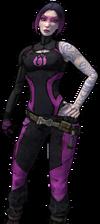 СкМ - Розовый ниндзя