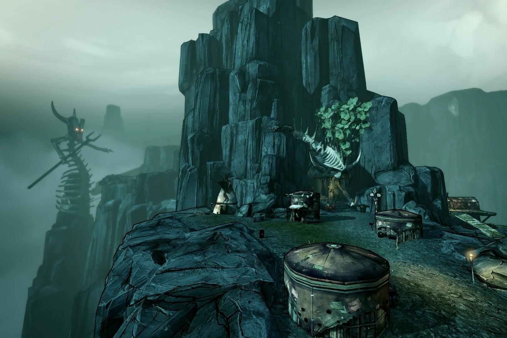 Candlerakk's Crag | Borderlands Wiki | FANDOM powered by Wikia