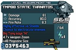 TMP88 Static Thanatos