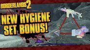 Borderlands 2 Effervescent Hygiene Set Bonus