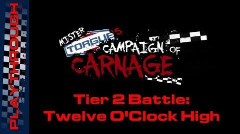 Tier 2 Battle Twelve O'Clock High