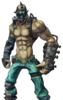 BL2-Krieg-Skin-DON'T STOP PLEASE HELP ME