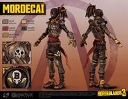 BL3 Cosplay Guide Mordecai4