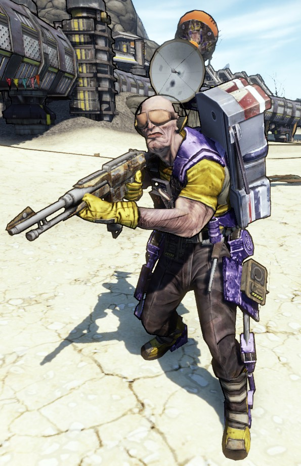 Wow, levelling up in UVHM is cripplingly slow - BL2 General