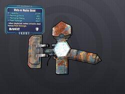 LV 30 Waite-ee Maylay Shield