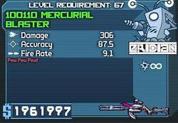 Mercurial blaster2