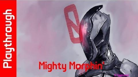 Mighty Morphin'