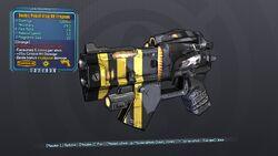 Double Penetrating 88 Fragnum 57 Orange Explosive