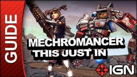 This Just In - Mechromancer Walkthrough