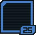 Значок 4 уровня