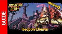 Ascension Bluff Weapon Chests