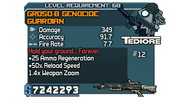 GRD50-B Genocide Guardian