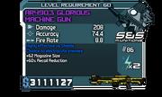 AR490.3 Glorious Machine Gun Shock