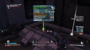 Combustion sniper