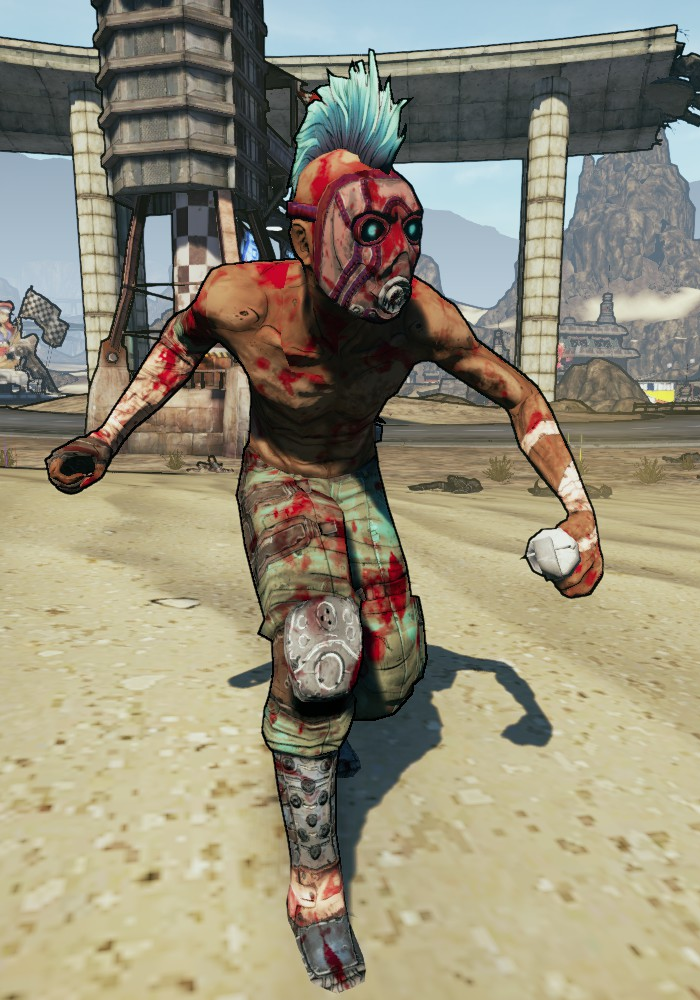 Suicide Psycho   Borderlands Wiki   FANDOM powered by Wikia Lilith Borderlands 2 Cosplay