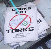Вербовачные плакаты