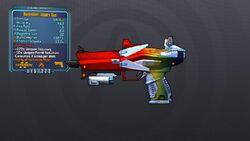 BL2 Logan's Gun