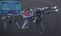 Rifle(Borderlands2) Angry lvl15
