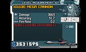 101100 Mega Cannon