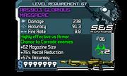 AR590.3 Glorious Massacre (GJ)