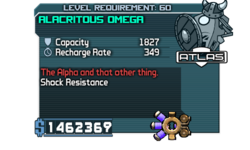 Alacritous Omega00000