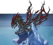 Borderlands2 environment scenery dragon boat