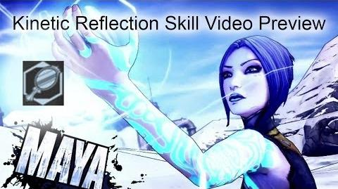 Kinetic Reflection