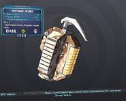 -Бел- метательная лягушка ур.26 со взрывом