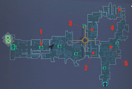 Gwen's other head locations and spawn points by amazingjayman
