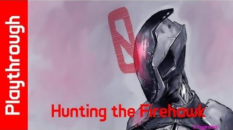 Hunting the Firehawk