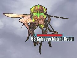 Salgauss mutant brutal desc