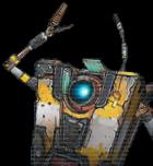 BL3 ЭХО-аватар Железяки