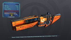 Easy Jack-o'-Cannon 70 Blue Explosive