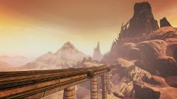 Sanctuary への道