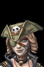 Голова - Прожженный пират