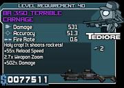 40 ba 350 terrible carnage