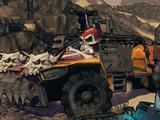 Чудовищный грузовик