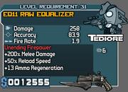 Raw equalizer 31s