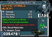 Tek440 vitriolic wildcat 48