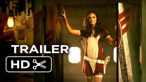 Bounty Killer Official Trailer 1 (2013) - Matthew Marsden Movie HD-0