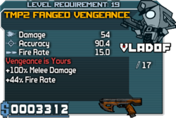 TMP2 Fanged Vengeance-L19