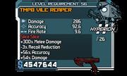 TMP8 Vile Reaper